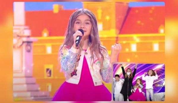 """France wins Junior Eurovision 2020 with Valentina's entry """"J'imagine"""""""