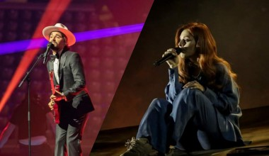 Eurovision 2021: Second Rehearsal for The Black Mamba from Portugal and  Victoria from Bulgaria