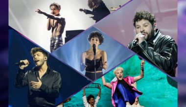 Eurovision 2021: The running order draw for the Big-5 countries