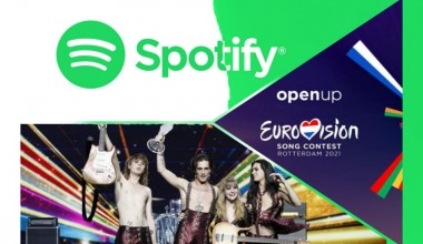 Eurovision 2021: ESC entries go global with high placings on Spotify charts