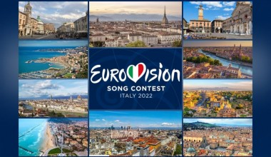 Eurovision 2022: Italy's cities queue up to host next year's contest