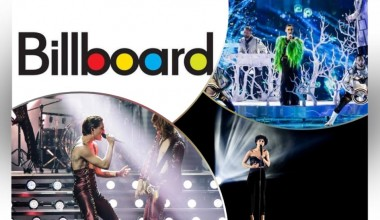 Billboard : Eurovision 2021 entries enter the Global Top 200 chart