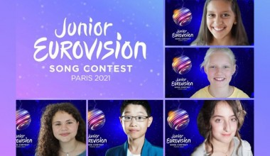 Germany: Five acts advance to the online voting phase of the Junior Eurovision 2021 national selection