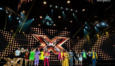 Malta: X-Factor Malta's second live show results