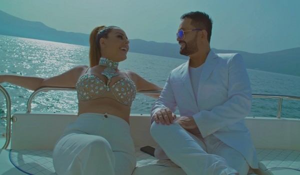 Albania: Anxhela Peristeri joins forces with Sinan Hoxha in the new single