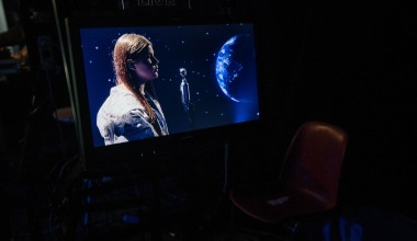 JESC 2020 First Shootings footage: Arina Pehtereva from Belarus records her performance of