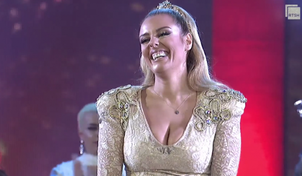 Albania: Anxhela Peristeri is off to Rotterdam with her song 'Karma'