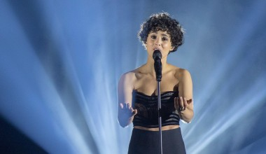 Eurovision 2021: Second Rehearsal for Barbara Pravi from France