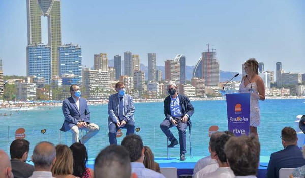 Spain: RTVE to select its Eurovision 2022 hopeful through a national selection in Benidorm