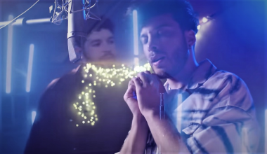 Spain: Blas Cantό teams up with UK's James Newman in the English version of his ESC song
