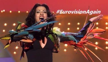 #EurovisionAgain : Dana International wins again the 1998 edition