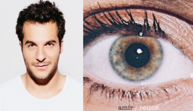"""France: Amir releases his new ballad song """"Rétine"""""""