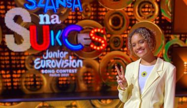 Poland: Sara Egwu-James wins the third semi final show of Szansa na Sukces – Eurowizja Junior 2021