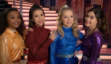 JESC 2020 first shootings footage: UNITY record Dutch entry 'Best Friends'