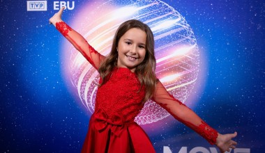 JESC 2020 First Shootings footage: Chanel Monseigneur from Malta records her performance of 'Chasing Sunset'