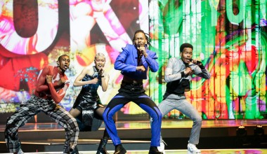 Eurovision 2021: First rehearsal for Jeangu Macrooy from the Netherlands
