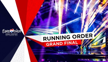 Eurovision 2021: The Grand final running order unveiled
